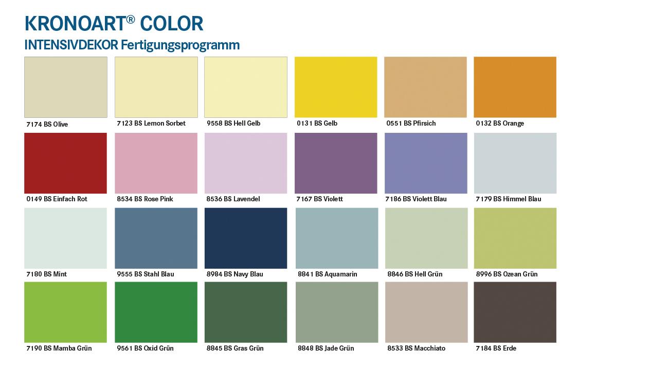 kronoart hpl platten lemon sorbet und viele weitere farben. Black Bedroom Furniture Sets. Home Design Ideas